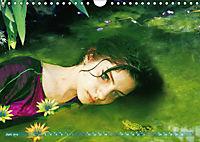 Meerjungfrauen (Wandkalender 2019 DIN A4 quer) - Produktdetailbild 6