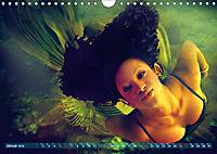 Meerjungfrauen (Wandkalender 2019 DIN A4 quer) - Produktdetailbild 1