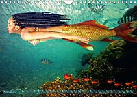 Meerjungfrauen (Wandkalender 2019 DIN A4 quer) - Produktdetailbild 2