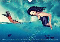 Meerjungfrauen (Wandkalender 2019 DIN A4 quer) - Produktdetailbild 4