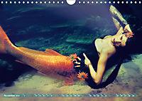 Meerjungfrauen (Wandkalender 2019 DIN A4 quer) - Produktdetailbild 11