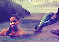 Meerjungfrauen (Wandkalender 2019 DIN A4 quer) - Produktdetailbild 12