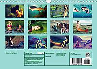 Meerjungfrauen (Wandkalender 2019 DIN A4 quer) - Produktdetailbild 13
