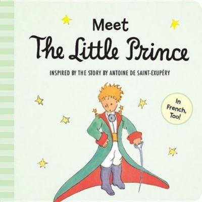 Meet the Little Prince (Padded Board Book), Antoine de Saint-Exupery