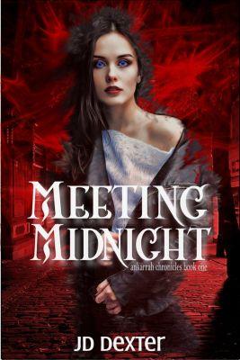 Meeting Midnight: Ankarrah Chronicles Book One, J.D. Dexter