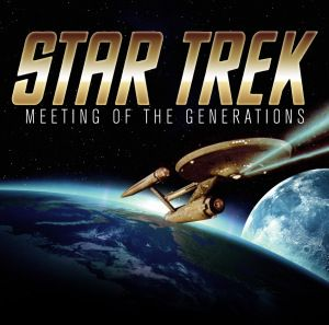 "Meeting Of The Generations, Soundtrack ""Star Trek"""