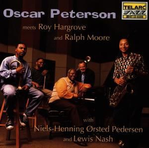 Meets Roy Hargrove, Oscar Peterson
