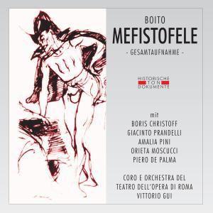 Mefistofele, Coro E Orch.Del Teatro Dell'Opera Di Roma