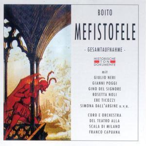 Mefistofele (Ga), Coro E Orchestra Del Teatro Alla Scala Di Milano