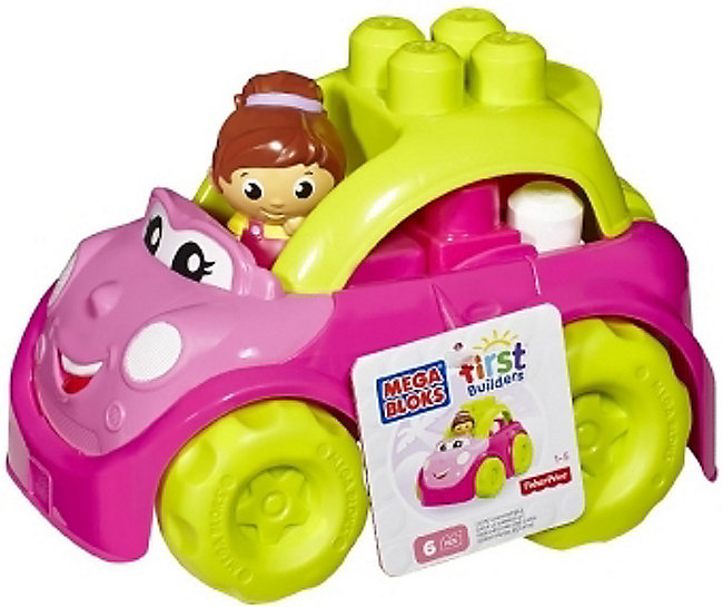 Mega Bloks Catie das flotte Auto jetzt bei Weltbild de bestellen