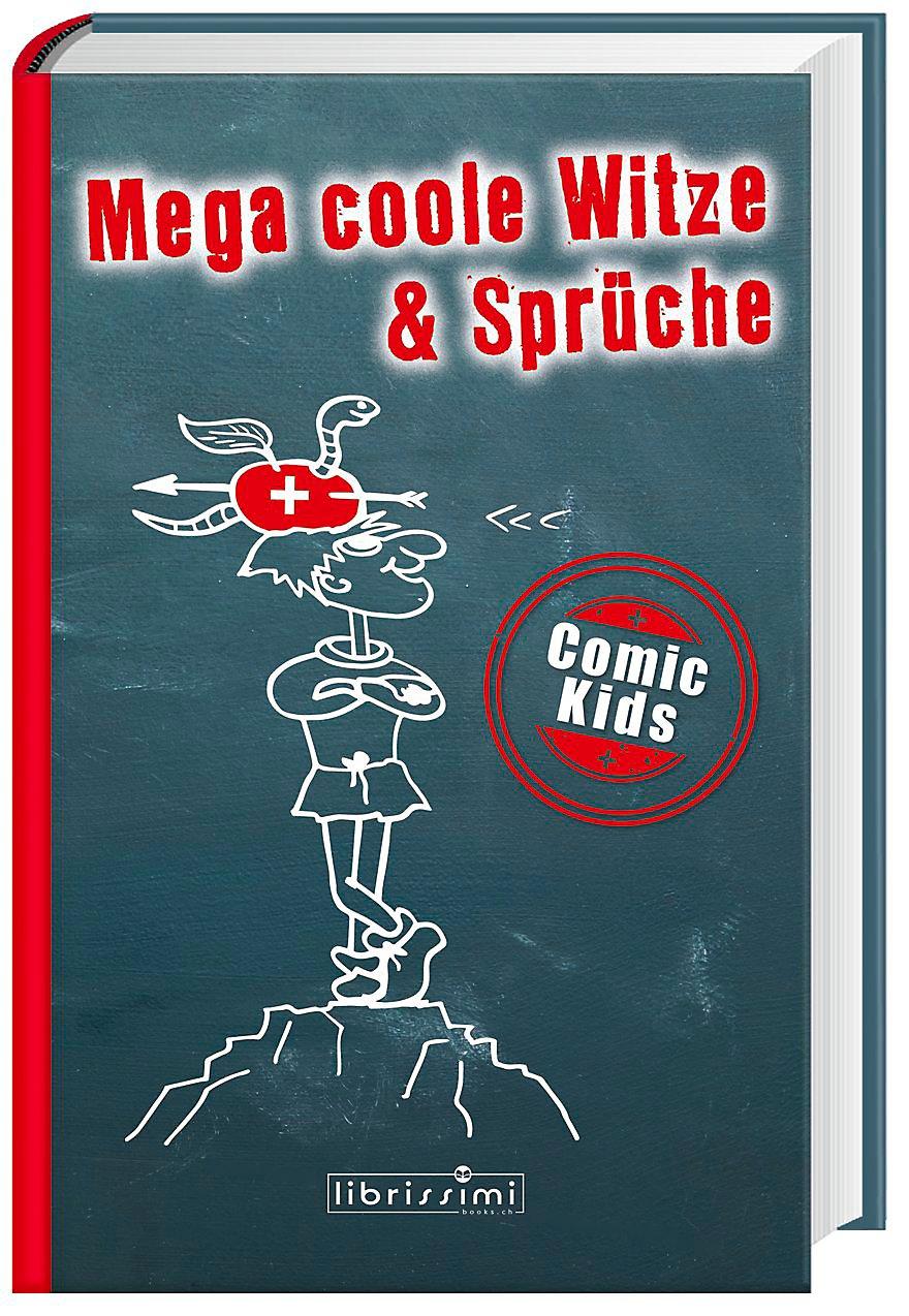 Mega Coole Witze Sprüche Buch Bei Weltbild Ch Online Bestellen