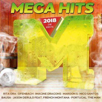 Mega Hits 2018 - Die Erste, Various