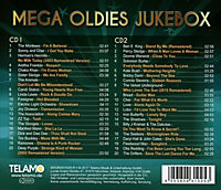 Mega Oldies Jukebox - Produktdetailbild 1