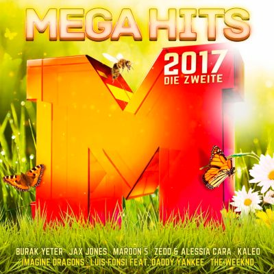 Megahits 2017 - Die Zweite, Various