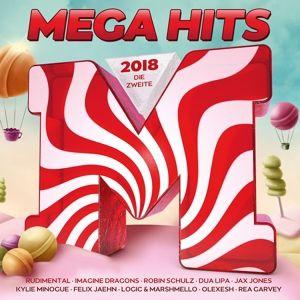 Megahits 2018 - Die Zweite (2 CDs), Various