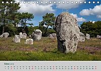 Megalith. Die großen Steine von Carnac (Tischkalender 2019 DIN A5 quer) - Produktdetailbild 3