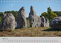 Megalith. Die großen Steine von Carnac (Tischkalender 2019 DIN A5 quer) - Produktdetailbild 5