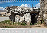 Megalith. Die großen Steine von Carnac (Tischkalender 2019 DIN A5 quer) - Produktdetailbild 8