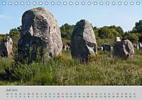 Megalith. Die großen Steine von Carnac (Tischkalender 2019 DIN A5 quer) - Produktdetailbild 7