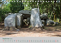 Megalith. Die großen Steine von Carnac (Tischkalender 2019 DIN A5 quer) - Produktdetailbild 9