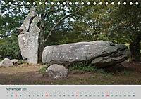 Megalith. Die großen Steine von Carnac (Tischkalender 2019 DIN A5 quer) - Produktdetailbild 11