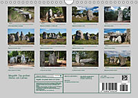 Megalith. Die großen Steine von Carnac (Wandkalender 2019 DIN A4 quer) - Produktdetailbild 13