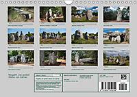 Megalith. Die grossen Steine von Carnac (Wandkalender 2019 DIN A4 quer) - Produktdetailbild 13