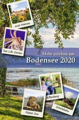 Mehr erleben am Bodensee 2020 - Manfred Klemann pdf epub