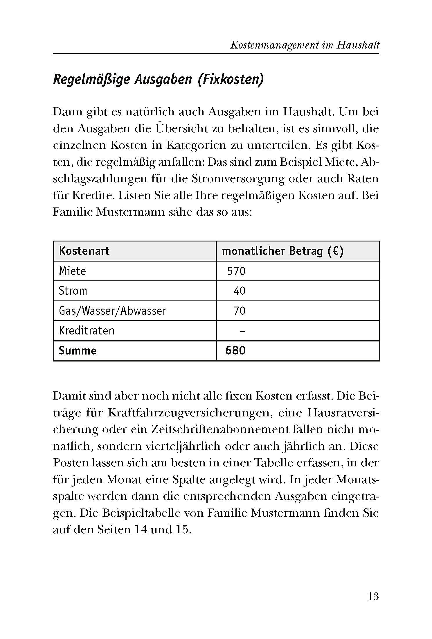 Mehr Geld im Haushalt: ebook jetzt bei Weltbild.de als ...