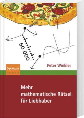 Mehr mathematische Rätsel für Liebhaber, Peter Winkler