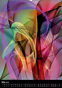 Mehrfarben von Nico Bielow (Wandkalender 2019 DIN A2 hoch) - Produktdetailbild 5