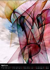 Mehrfarben von Nico Bielow (Wandkalender 2019 DIN A2 hoch) - Produktdetailbild 4