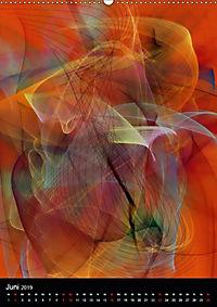 Mehrfarben von Nico Bielow (Wandkalender 2019 DIN A2 hoch) - Produktdetailbild 6