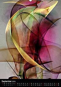 Mehrfarben von Nico Bielow (Wandkalender 2019 DIN A2 hoch) - Produktdetailbild 9