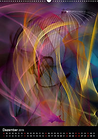 Mehrfarben von Nico Bielow (Wandkalender 2019 DIN A2 hoch) - Produktdetailbild 12