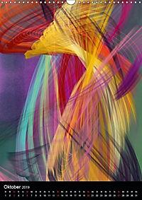 Mehrfarben von Nico Bielow (Wandkalender 2019 DIN A3 hoch) - Produktdetailbild 10