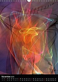 Mehrfarben von Nico Bielow (Wandkalender 2019 DIN A3 hoch) - Produktdetailbild 11