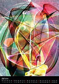 Mehrfarben von Nico Bielow (Wandkalender 2019 DIN A3 hoch) - Produktdetailbild 7