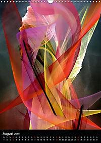 Mehrfarben von Nico Bielow (Wandkalender 2019 DIN A3 hoch) - Produktdetailbild 8