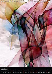 Mehrfarben von Nico Bielow (Wandkalender 2019 DIN A4 hoch) - Produktdetailbild 4