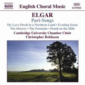 Mehrstimmige Lieder, Robinson, Cambridge University Choir