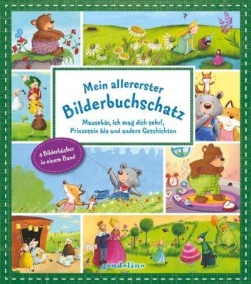 Mein allererster Bilderbuchschatz, Franziska Gehm, Annette Moser, Katja Reider