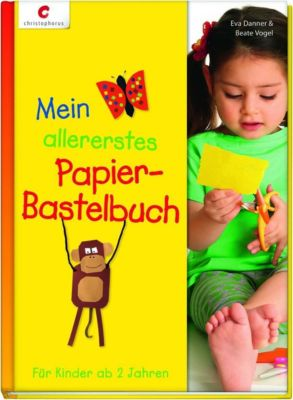 Mein allererstes Papier-Bastelbuch -  pdf epub