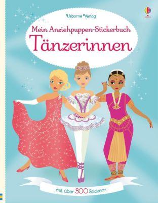 Mein Anziehpuppen-Stickerbuch: Tänzerinnen, Fiona Watt
