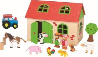 Mein Bauernhof-Set, goki