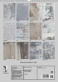 Mein besonderes Jahr (Wandkalender 2019 DIN A3 hoch) - Produktdetailbild 13