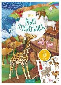 Mein Bibel-Stickerbuch