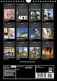 Mein Blick auf Kulmbach (Wandkalender 2019 DIN A4 hoch) - Produktdetailbild 13