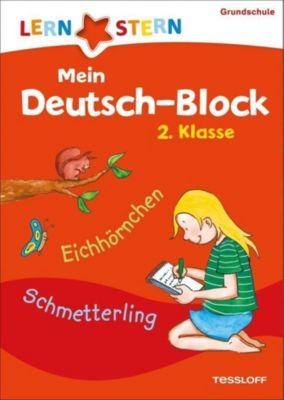 Mein Deutsch-Block 2. Klasse - Werner Zenker |