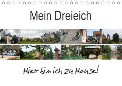 Mein Dreieich (Tischkalender 2019 DIN A5 quer), Eva Ola Feix